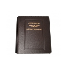 Jeppesen Airways Manual Australia (Superior Plastic Binder)