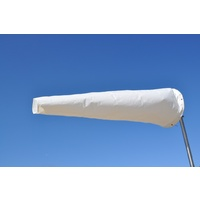 "18""x96"" Windsock White"