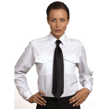 VAN HEUSEN LADIES AVIATOR SHIRT LONG
