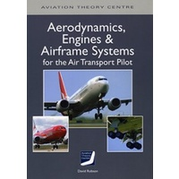 ATC ATPL Aerodynamics, Engines & Airframe Systems