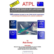 3 ATPL Flight Rules & Air Law Exams