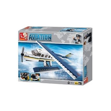 Z-Seaplane 214 pcs Building Blocks