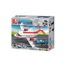 C-Concept  Plane 275 pcs Building Blocks