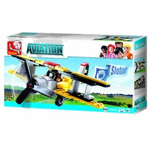 AVIATION BIPLANE 120 PCS