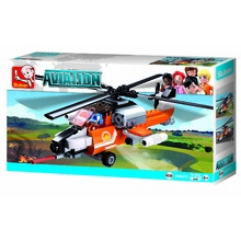 AVIATION FIRE HELICOPTER 129 PCS
