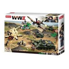 WW2 BATTLE OF KURSK 998 PCS