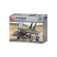 ARMY F-15 FIGHTER PLANE 142 PCS